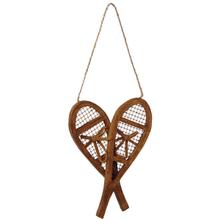 Snowshoe Ornament
