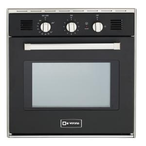 "VeronaBlack 24"" Gas Built-In Oven"