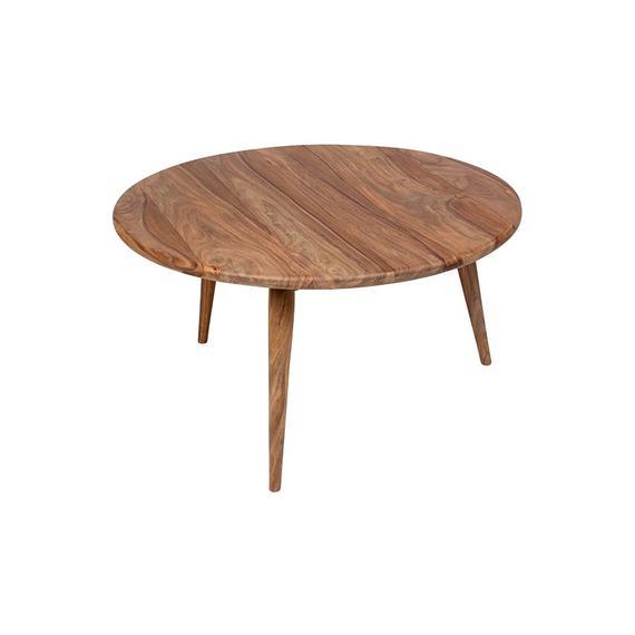 Porter International Designs - Urban Round Coffee Table, HC1440S01