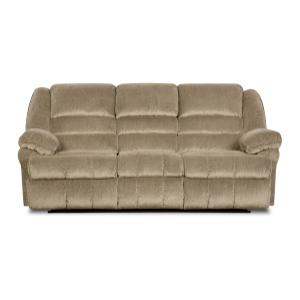Simmons Upholstery - Double Motion Gliding Loveseat