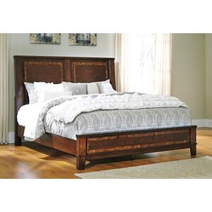 Packages - Ashley Queen Panel Bed