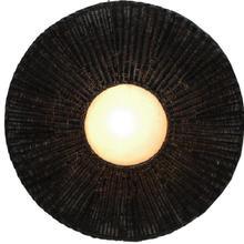(LS) Emerald Decorative Wall Lamp - Dark (L) (43x10x43)