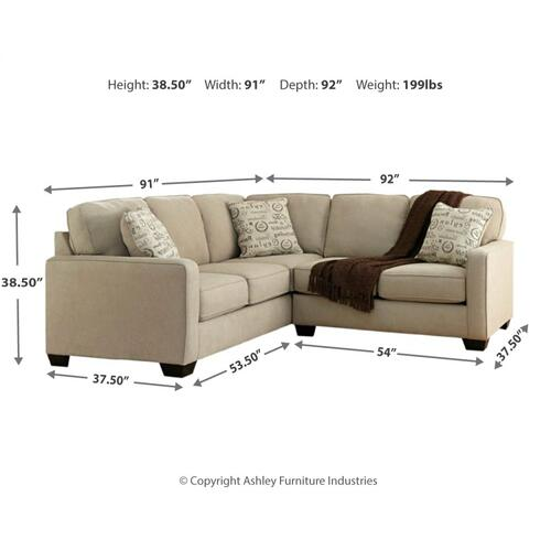 Alenya 2-piece Sectional
