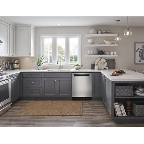 KitchenAid Canada - 44 dBA Dishwasher in PrintShield Finish with FreeFlex Third Rack - Stainless Steel with PrintShield™ Finish