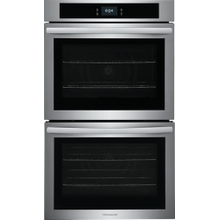View Product - Frigidaire 30'' Double Electric Wall Oven with Fan Convection