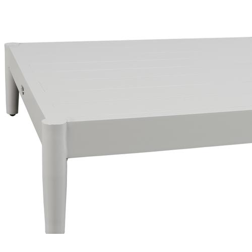 "Nevis 38"" Square Coffee Table"
