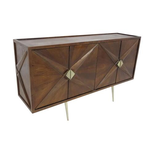 Estella 4 Door Cabinet, 2613P