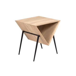 Asymmetric End Table