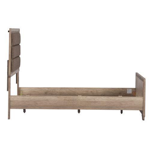 Liberty Furniture Industries - Twin Uph Headboard & Footboard