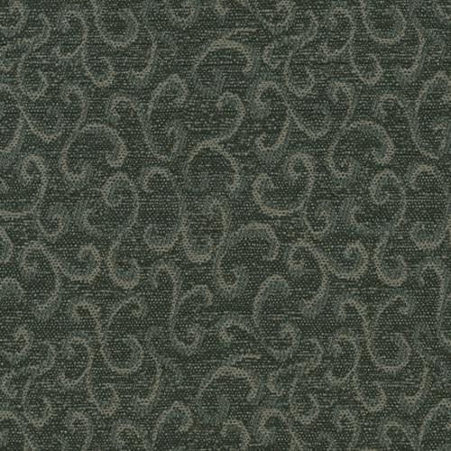 Flash Furniture - 18.5''W Church Chair in Lancaster Green Moss Fabric - Gold Vein Frame