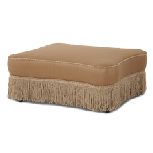 Rectangular Cocktail Ottoman - Opt1