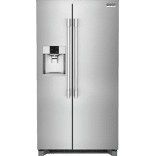 SCRATCH & DENT  Frigidaire Professional 22.0 Cu. Ft. Counter-Depth Side-by-Side Refrigerator
