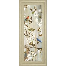 """Bloom I"" By Asia Jensen Framed Print Wall Art"