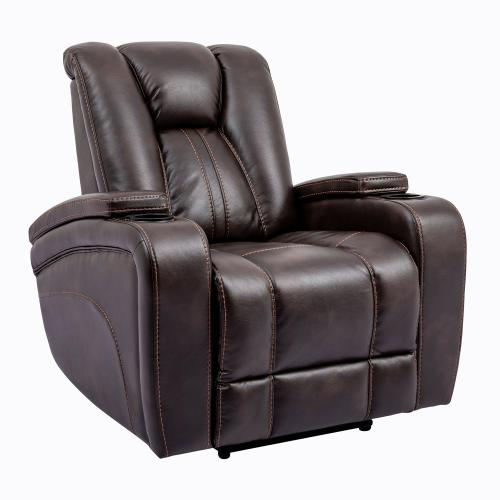 OPTIMUS - TRUFFLE Power Recliner
