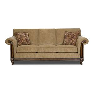 Simmons Upholstery - Chair & 1/4