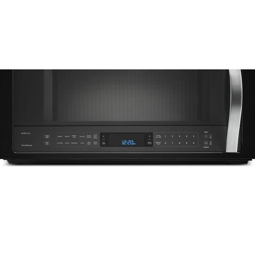 Product Image - 1.9 cu. ft. Capacity Steam Microwave With True Convection Cooking