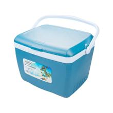 See Details - Brentwood Kool Zone CB-1300LS 13.75 Quart Cooler Box with Handle, Blue