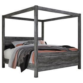 Baystorm King Poster Bed