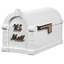 Signature KS-22S Keystone Series Mailbox