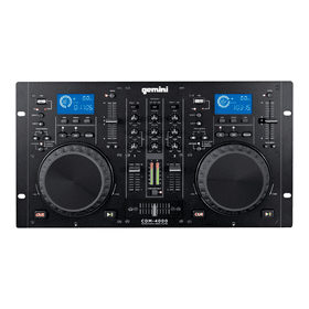 CD/MP3/USB DJ Media Player