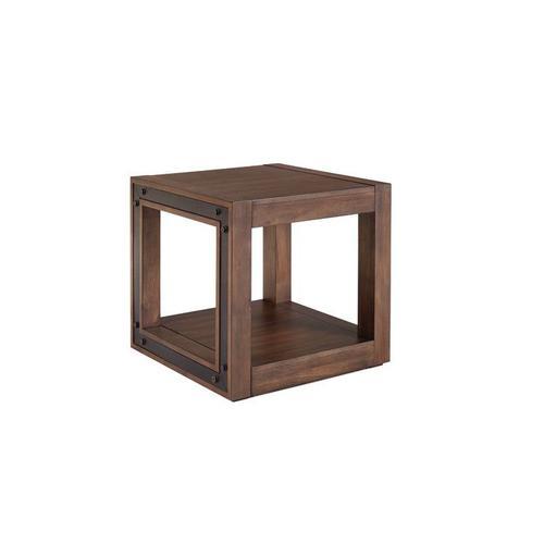 Belfort Dark End Table