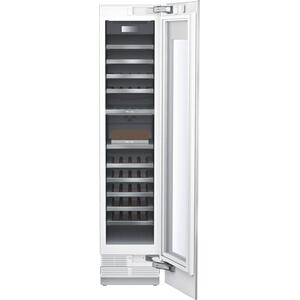 Wine cooler with glass door 18'' T18IW905SP