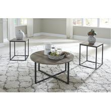 Wadeworth 3 Piece Table Set