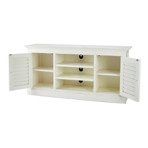 Shutter Media Cabinet - WHD