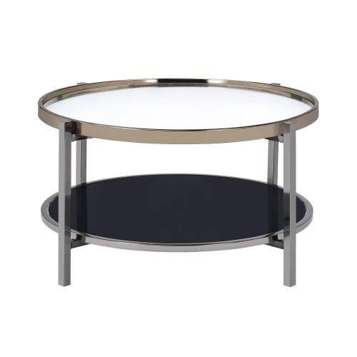 Edith Round End Table
