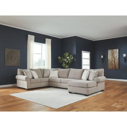 Baranello 3-piece Sectional With Chaise