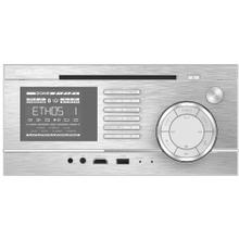 3-Zone Entertainment System with Independent Zone Control - Silver