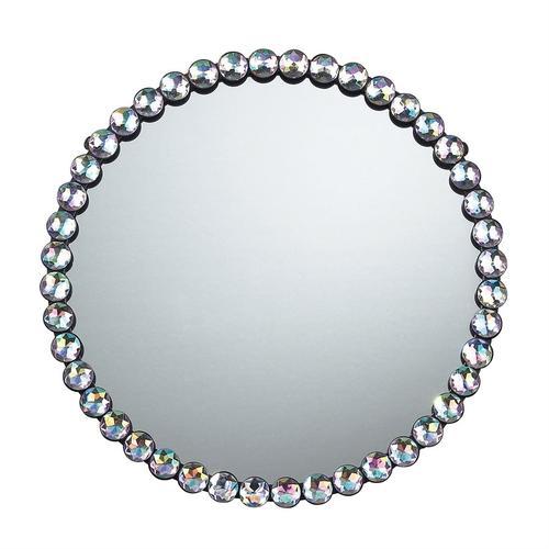 See Details - Jewel Edged Mirror