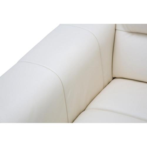 Elena Leather Match Chair