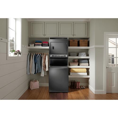 Frigidaire - Gas Washer/Dryer High Efficiency Laundry Center