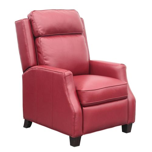 Nixon 7-4582 Recliner in Blance-fire red 2110-74