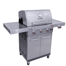 Commercial Series TRU-Infrared 3-Burner Gas Grill