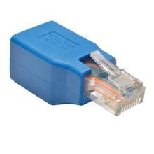 Cisco Serial Console Rollover RJ45 M/F Adapter