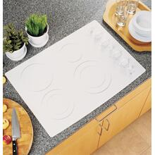 """See Details - GE Profile 30"""" Built-In CleanDesign Electric Cooktop"""