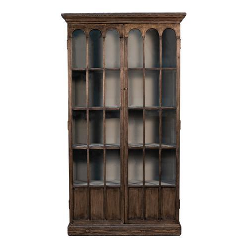 Refined Arches Tall Bookcase