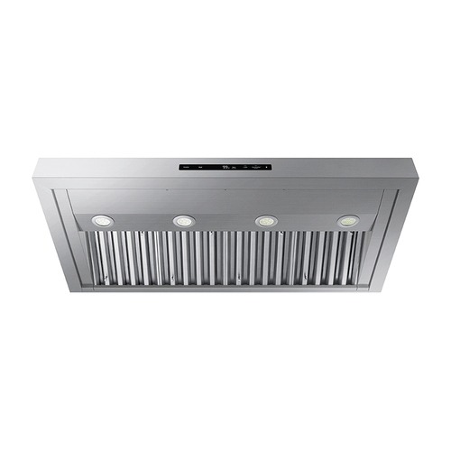 "36"" Wall Hood, Graphite Stainless Steel"