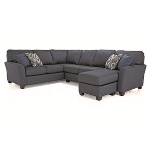 RHF Sectional Sofa