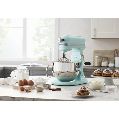 Pro 600™ Series 6 Quart Bowl-Lift Stand Mixer - Ice