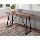Walden Parquet Sofa Table