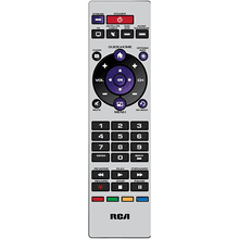 5 Device Universal Remote Control - Streaming Player and Sound Bar Compatible