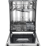 Asko DBI652IS - Stainless Steel Dishwasher for multi-housing