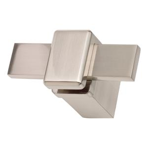 Buckle Up Bath Hook - Brushed Nickel Product Image