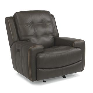 See Details - Wicklow Power Gliding Recliner with Power Headrest