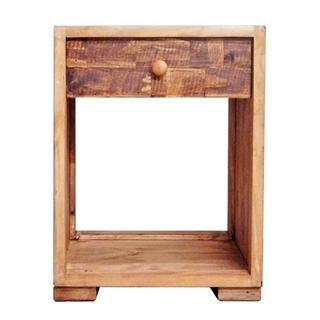 Mazatlan 1 Drawer Nightstand