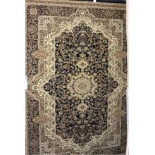"""Persian Design 1 Million Point Heatset Monalisa T06 Area Rugs by Rug Factory Plus - 4' x 5'4"""" / Brown"""