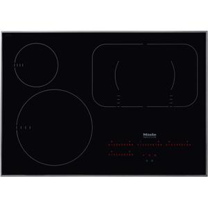 MieleKM 6360 - Induction Cooktop with PowerFlex cooking area for maximum versatility and performance.